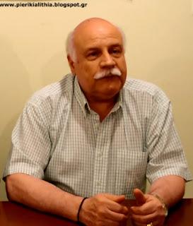 """Συνέντευξη του Στρατηγού και Ευρωβουλευτή της Χρυσής Αυγής Γεωργίου Επιτήδειου στην """"ΑΛΗΘΕΙΑ"""". (ΒΙΝΤΕΟ)"""