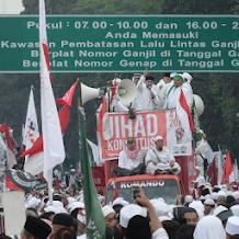 Inilah Korban Meninggal di Aksi Demo 4 November