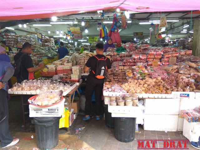 Bercuti ke Pulau Redang  Jeti Shahbandar Pasar Payang