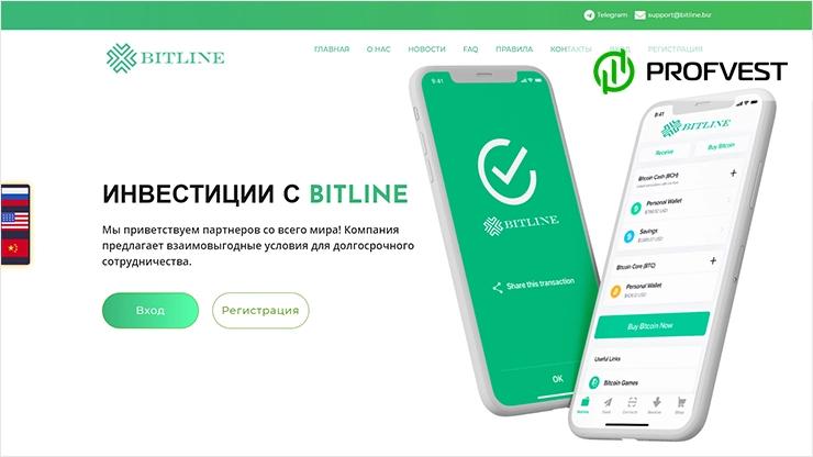 Bitline обзор и отзывы HYIP-проекта