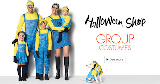 Group Halloween Costumes