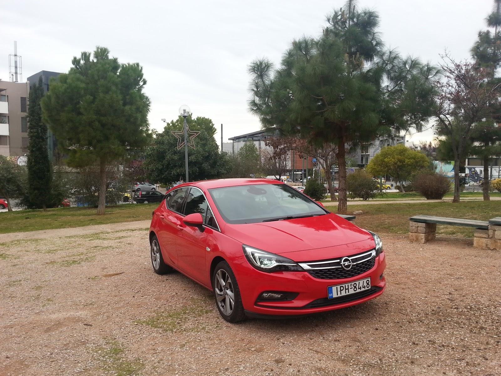 astra1 Πόσο αστέρι είναι, τελικά, το νέο Astra; Diesel, Opel, Opel Astra, TEST, zblog, ΔΟΚΙΜΕΣ, οδηγούμε