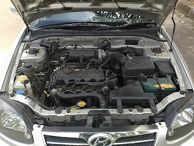 Dijual Mobil Bekas Hyudai Avega GX 1.500cc Sohc vvti