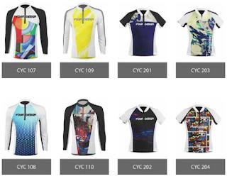 Supaya Makin Kece, Kostum Jersey Sepeda Sesuai Kebutuhan Anda