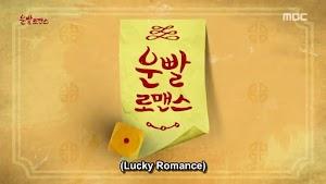 SINOPSIS Lucky Romance Episode 1 Bagian 1 (Drama Korea)