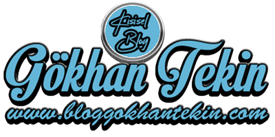 gokhantekin.com'dan alınmıştır sitenin logosudur.