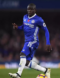 Kante Wins PFA Player Of The Year