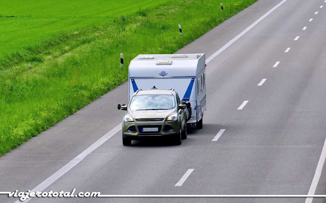 Ventajas de viajar en autocaravana