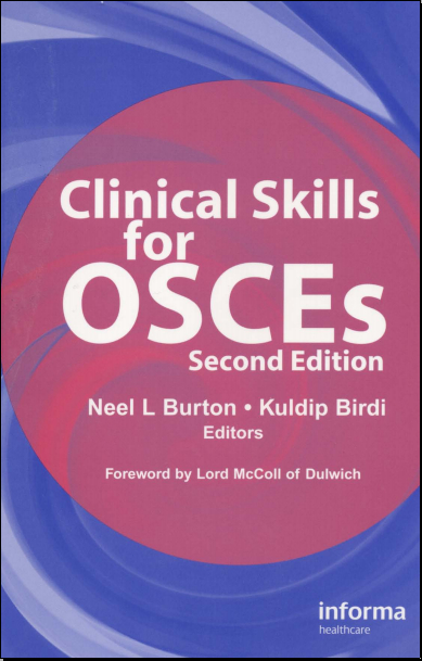 Clinical skills for osces 2nd Edition (2006) [PDF]- Burton