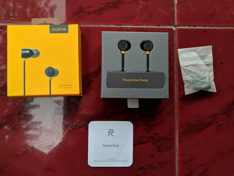 Paket Pembelian Realme Buds