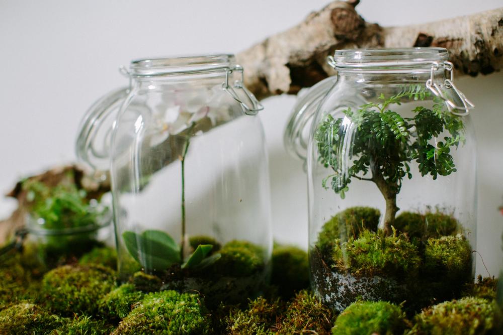 Bevorzugt Idées vertes pour recycler les bocaux UD61