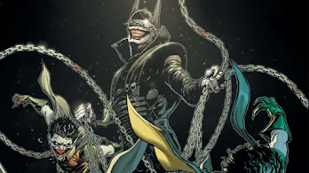 Batman Who Laughs, DC, Comics, 4K, #4.2890