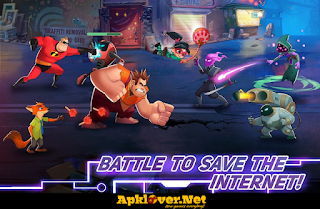 Disney Heroes: Battle Mode Apk for Android