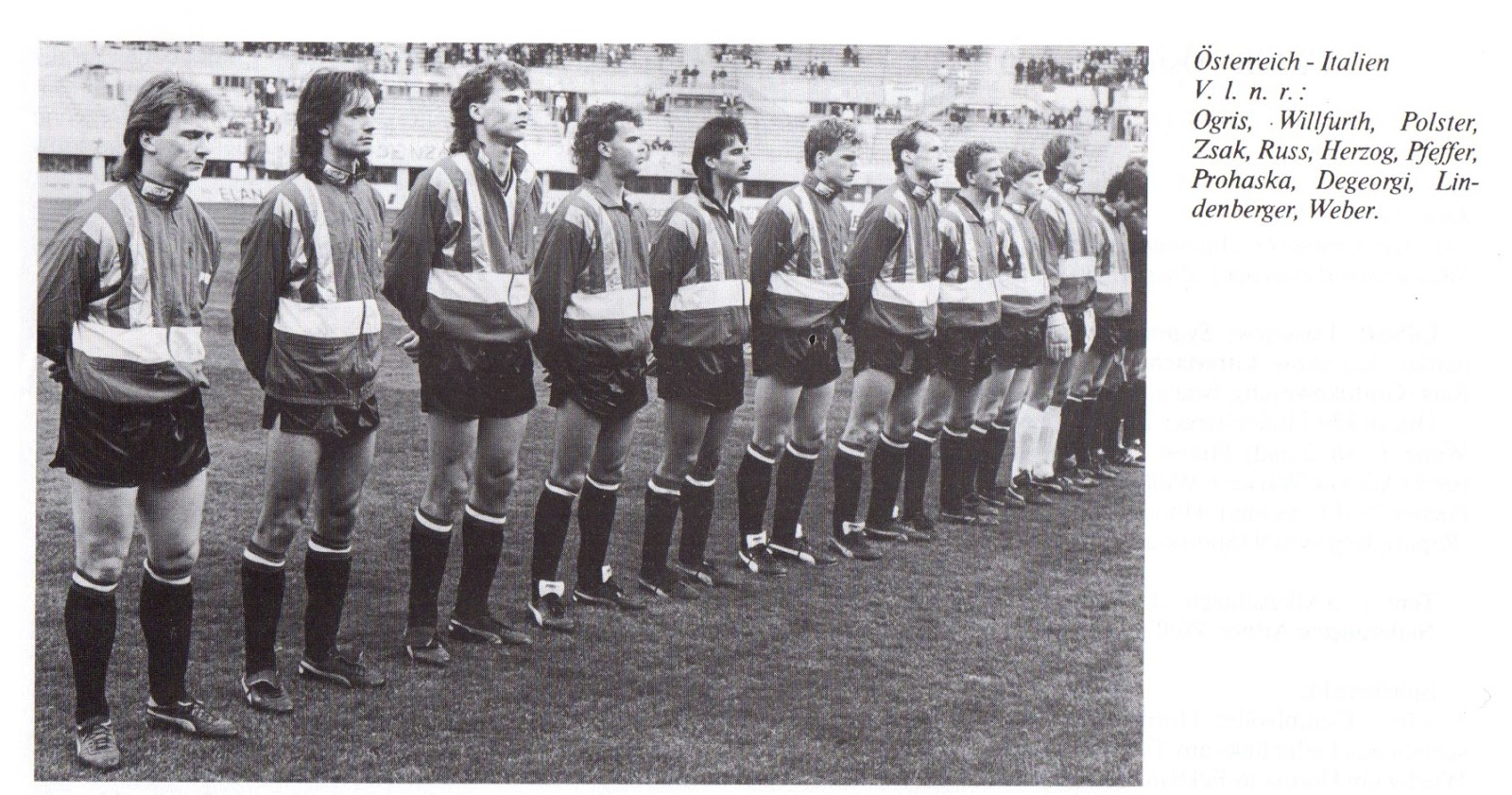 soccer nostalgia international season 1988 89, part 9  fu%c3%83%c2%9fball shorts c 24 #5