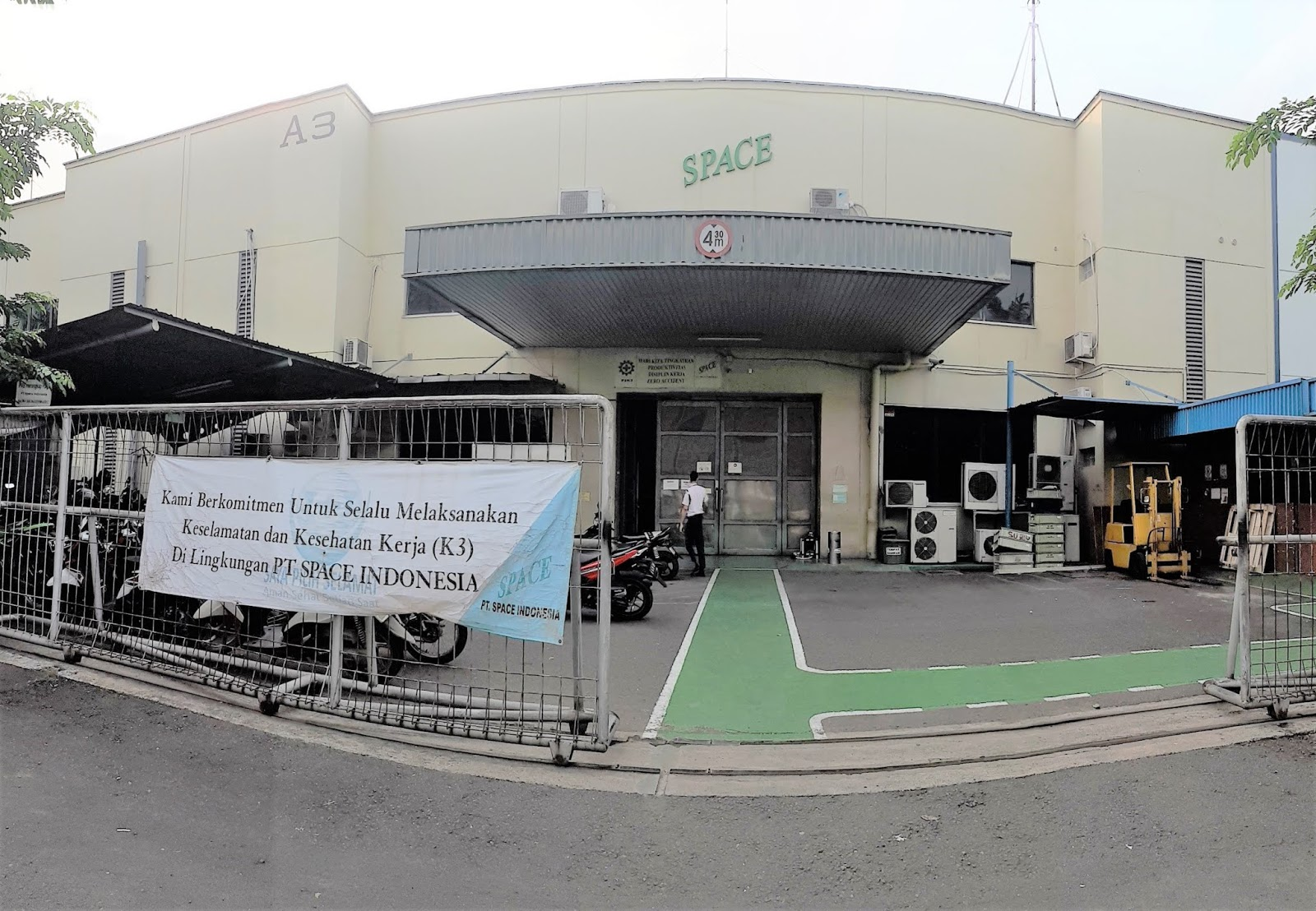 Iklan Lowongan Kerja Terbaru 2018 PT Space Indonesia