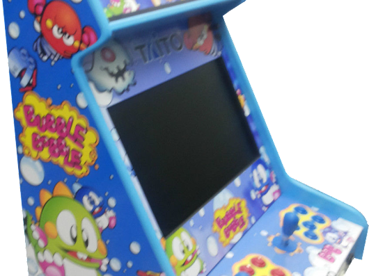 Remember Bubble Bobble?