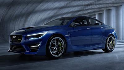 Nouveau 2020 Subaru WRX STI Turbo, Prix, Photos, Date de sortie