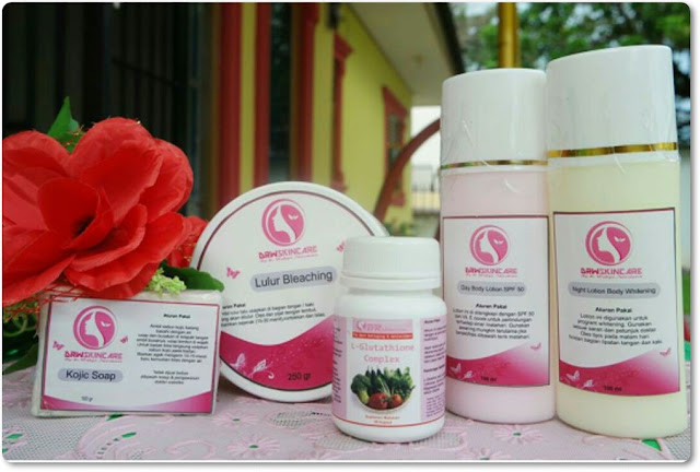 Body Whitening Drw Skincare
