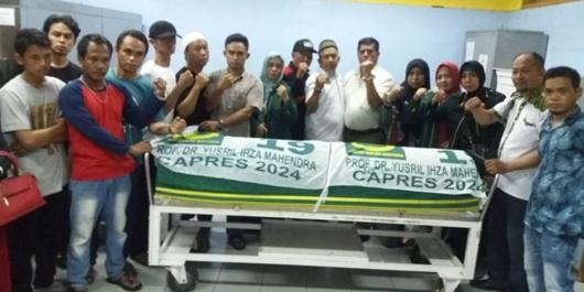 Ketua Tim Pemenangan Caleg PBB Bantaeng Sulsel Tewas Dipanah