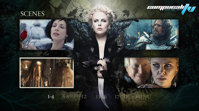 Snow White and the Huntsman DVDR NTSC Español Latino 2012