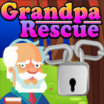 Games4King Grandpa Rescue