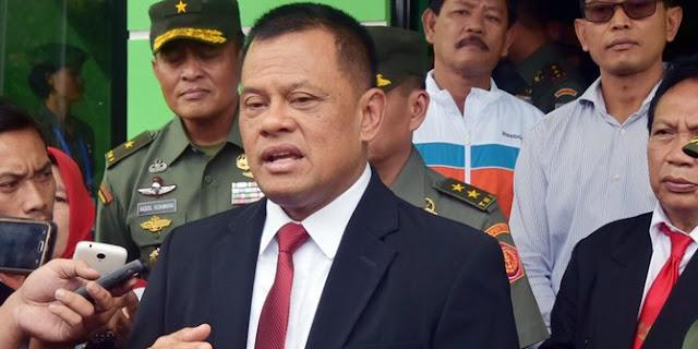 Panglima TNI Ingatkan Demo 2 Desember Harus Damai dan Sejuk, Bila Tidak...