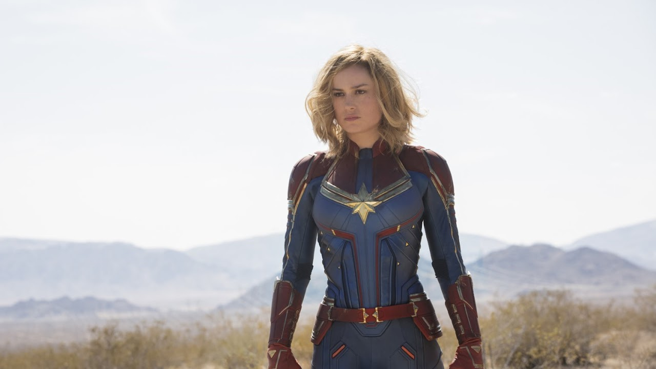 Brie Larson fala sobre a importância da Capitã Marvel