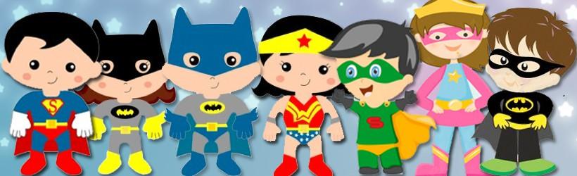 Zeer Juf Shana : Superhelden BH72