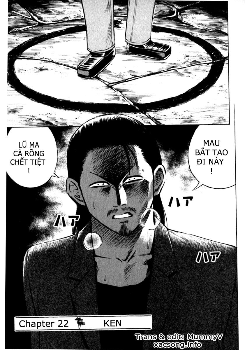 Higanjima chapter 22 trang 1