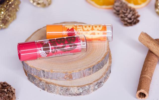 Отзыв о бальзамах для губ Maybelline Baby Lips Holiday Spice
