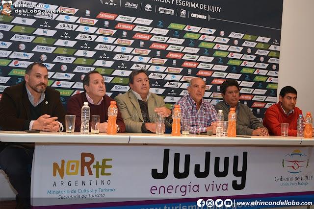 Se presentó al Rugby como nueva disciplina en Gimnasia