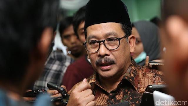 MUI Soal Pamflet Jumatan Prabowo di Semarang: Kurang Pada Tempatnya