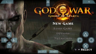 Free God of War – Ghost of Sparta apk iso psp android game download