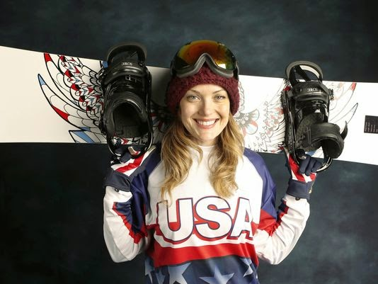 Amy Purdy shows how positive thinking and hard work can go a long way.