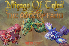 mirage of tales the ages of faith cover