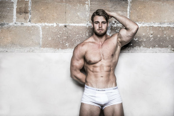 Jack Taylor:Sexy Fitness Instructor