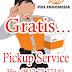 Gratis... Layanan Jemput Kiriman atau Pickup Service di Kantorpos