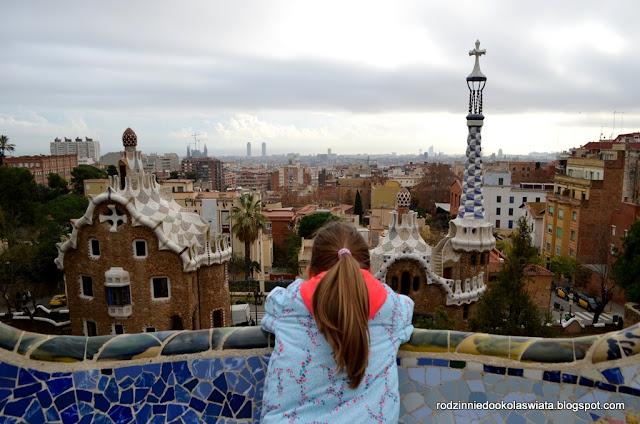 Barcelona z dzieckiem- śladami Gaudiego