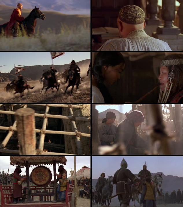 Nomad The Warrior 2005 Dual Audio Hindi 720p BluRay