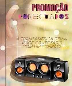 Promoção Conectados Rádio Transamérica 2018 Concorrer Sonzão