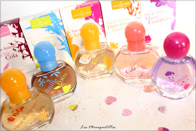 Minis Arbel Parfums - Christine Arbel - Les Mousquetettes©