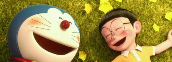 Inilah review Fim Stand by Me Doraemon