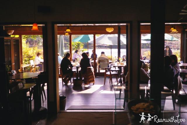 Japan, cafe, kyushu, รีวิว,review,fukuoka,huis ten bosch,nagasaki,kumamoto, beppu, yufuin, cafe la paix, ฟุกูโอกะ, นางาซากิ, คุมาโมโต้, เบปปุ, ยูฟุอิน, คาเฟ่, ของหวาน,เค้ก, แพนเค้ก, กาแฟ, ร้านนั่งชิว,เท็นจิน,cafe, cafe la ruche, chagall, museum,