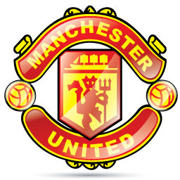 Logo Dream Liga Soccer 2016 Club manchester united fc