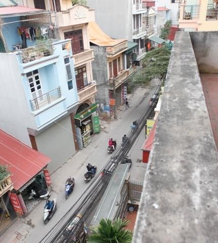 bán nhà mặt phố Định Công Thượng