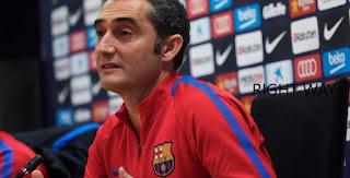 Officially: Barcelona renews contract Ernesto Valverde