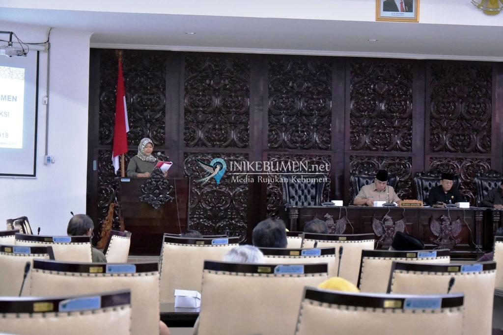 Telat Sampaikan RAPBD 2018, PDIP Sebut Pemkab Kebumen Tak Profesional