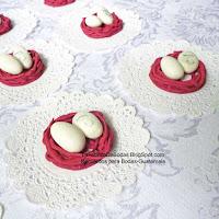 venta de almendras jordan almonds para boda personalizadas con iniciales en nido comestible para boda en Guatemala