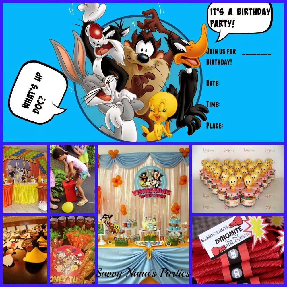 5ac6402ec 6 April Kids' Birthday Party Ideas - FREE Printable - Savvy Nana