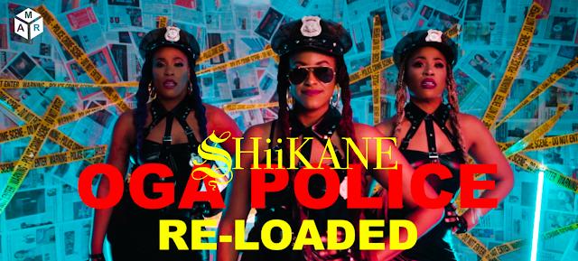Video: Shiikane – Oga Police Reloaded
